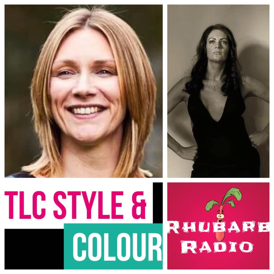 Emma Kirke interview with Toni carver at TLC style and colour live on rhubarb radio