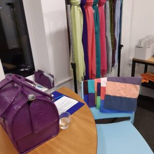 Tlc style & colour at event