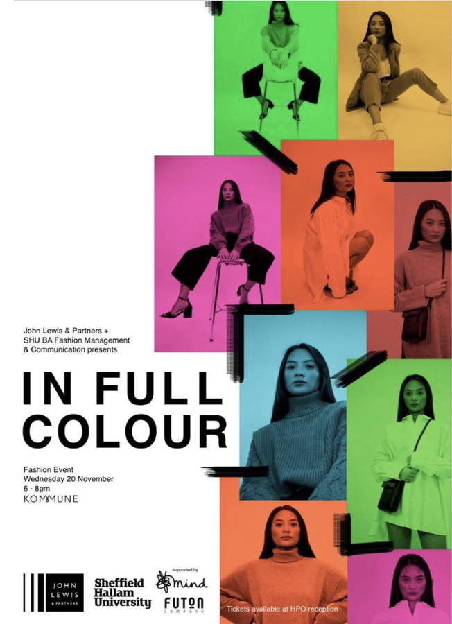 In full colour event