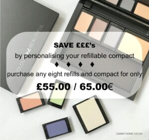 Pic n mix compact offer
