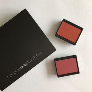 Cream blush for compact
