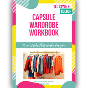 Capsule Wardrobe Workbook