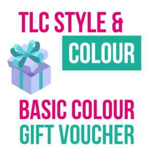 Basic Colour Gift Voucher