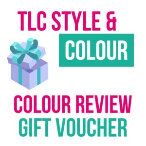 Colour Review Gift Voucher