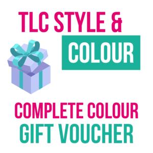 Complete Colour Gift Voucher