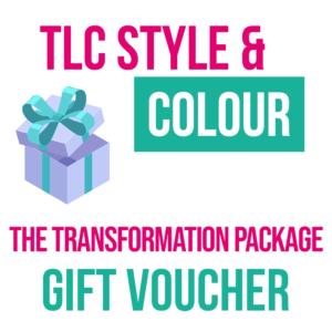 Transformation Package Gift Voucher