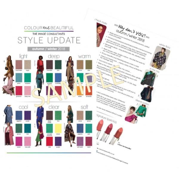 Style update guide