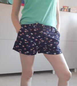 3 inch city shorts