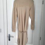 Zara dress back